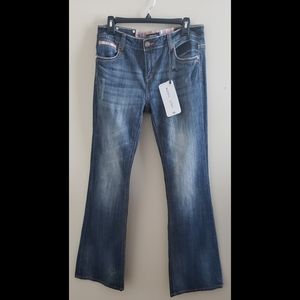 NWT Cello Boot Cut Jeans Size 15